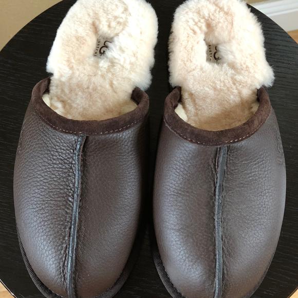 f9f41498f36 NEW! Men's UGG Scuff Slippers Boutique